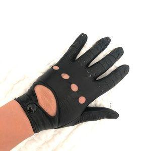 Leather gloves 🧤 Neiman Marcus motor